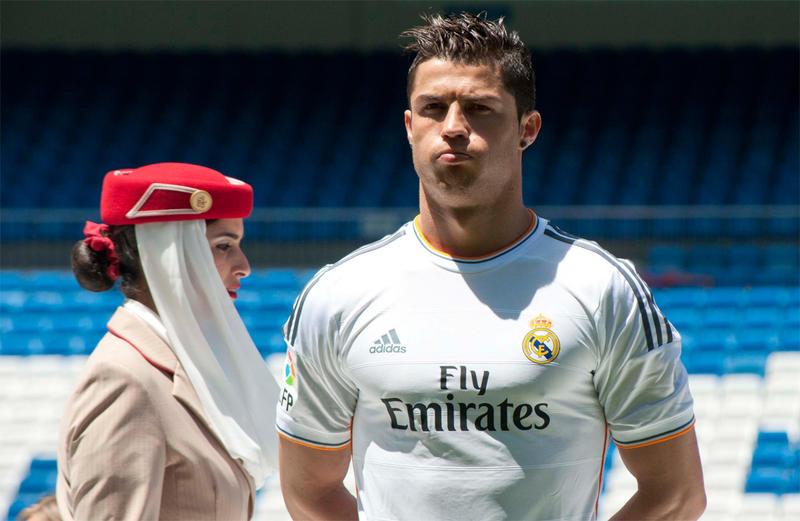 Nueva equipación del Real Madrid