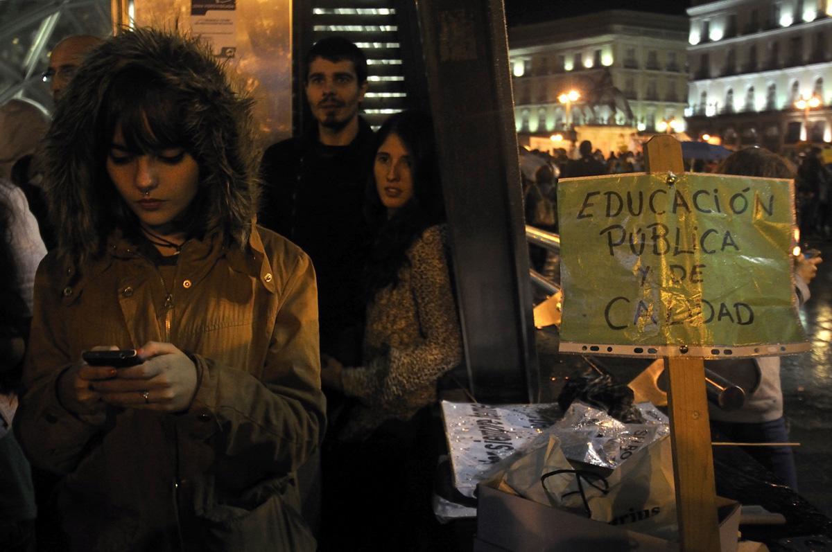 Huelga de estudiantes 24-O