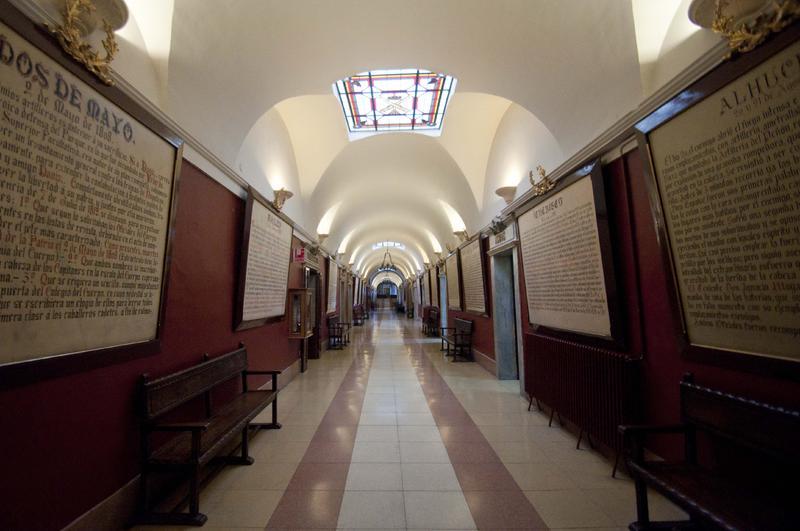 Academia de Artillería de Segovia – Reportaje