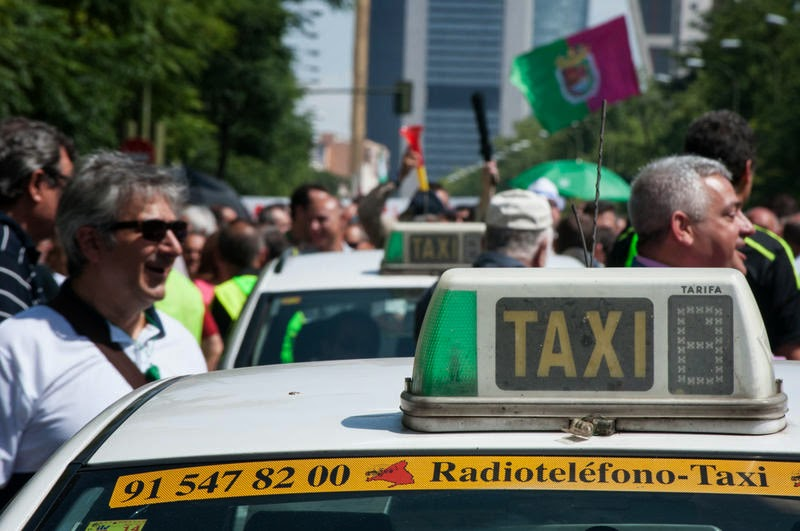 huelga-taxi9