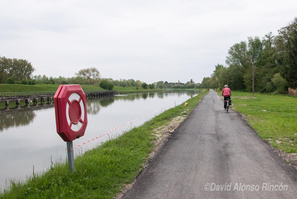 El Valle del rio Senne, también transitable con bicicleta.  ©David Alonso RIncón