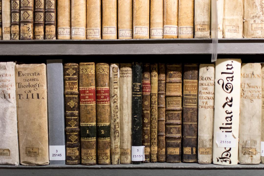 Biblioteca Nacional de España. ©David Alonso Rincón.