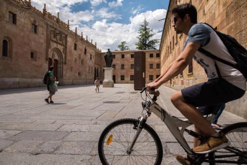 800 años de la Universidad de Salamanca. ©David Alonso Rincón.