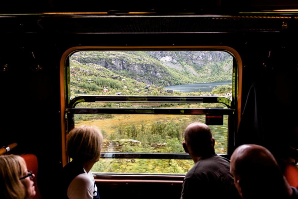 Tren de Flam. ©David Alonso Rincón.